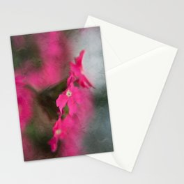Seeing Pink Stationery Cards