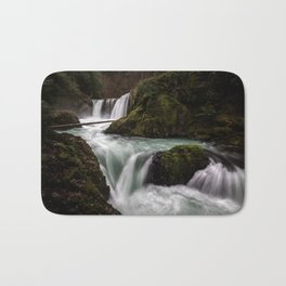 Spirit of the Forest [Horizontal] Bath Mat