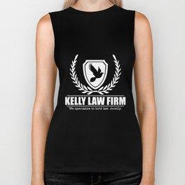 Always Sunny In Bird Law Charlie Kelly Law T-Shirts Biker Tank