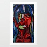 Elin Art Print