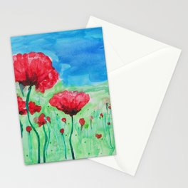 In Flanders Fields Stationery Cards