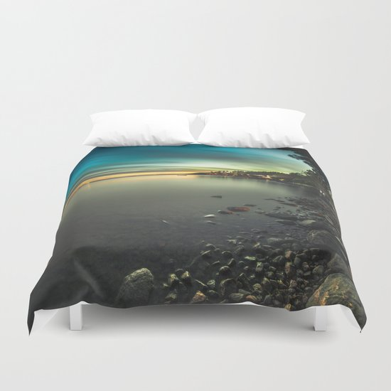 I had my reasons Duvet Cover