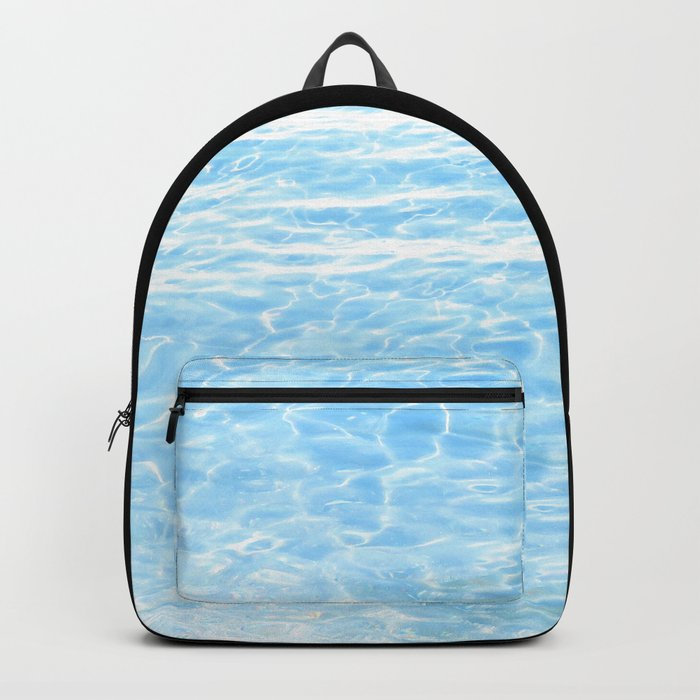 peaceful sea Backpack