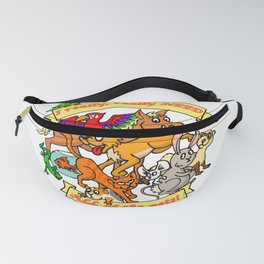 I really really need all of the pets! Fanny Pack