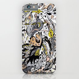 Defoliation iPhone Case