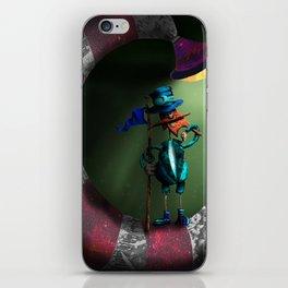 Moon Conqueror iPhone Skin