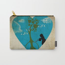 cultivating peace Carry-All Pouch