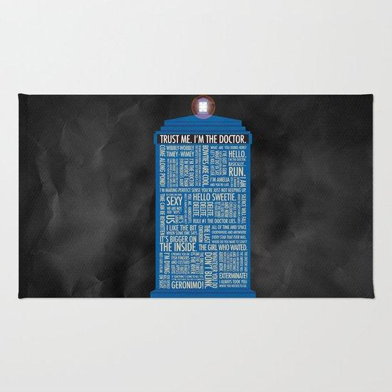 Doctor Who  Rug