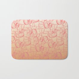 Coral Shells Bath Mat