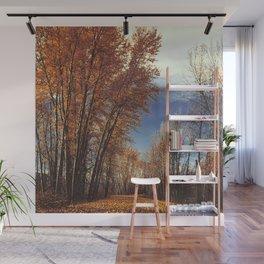 Autumn Creek Wall Mural