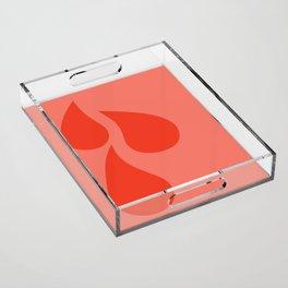 Juice Acrylic Tray