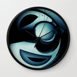 pagliaccio Wall Clock
