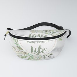 Love Life Fanny Pack
