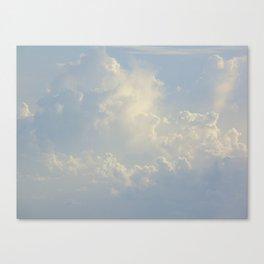 Fábrica de Nubes Canvas Print