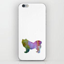 Samoyed iPhone Skin