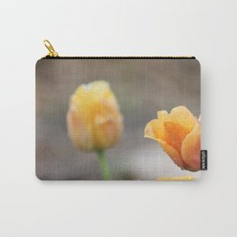 Two Toned Tulips Carry-All Pouch
