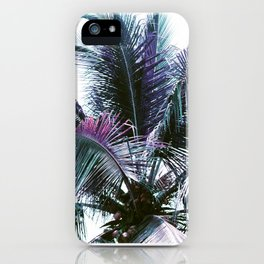 In the Palms iPhone Case
