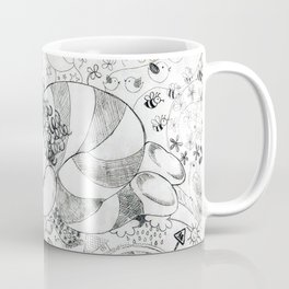 Sweet Dreams by Ines Zgonc Coffee Mug