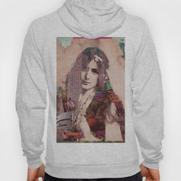 Vintage Woman Built By New York City 2 Hoody
