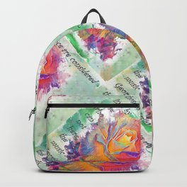 those who dance Backpack