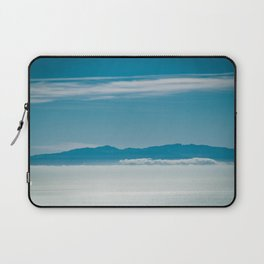 Somewhere Over the Clouds Laptop Sleeve