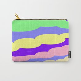 Floating along and away honey Carry-All Pouch