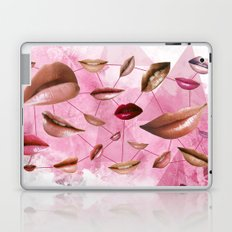 Who kissed who? Laptop & iPad Skin