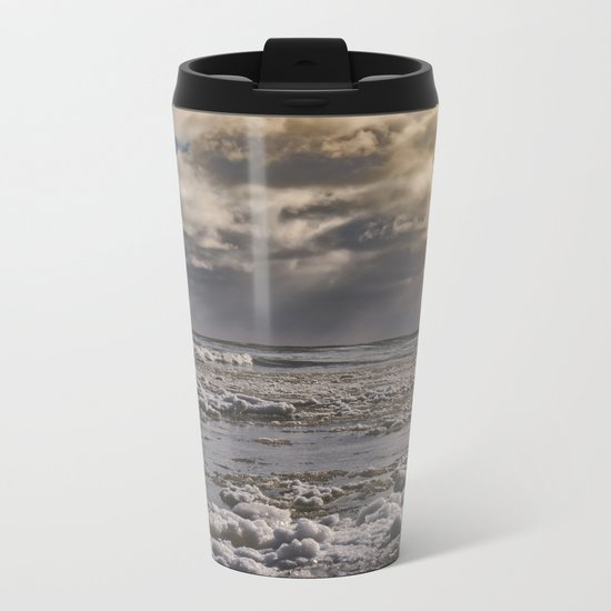 Huron Metal Travel Mug