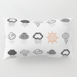 One Fine Day Pillow Sham