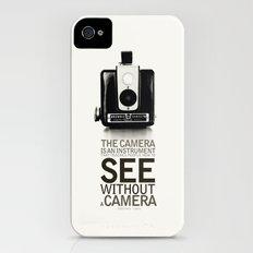 BROWNIE HAWKEYE iPhone (4, 4s) Slim Case