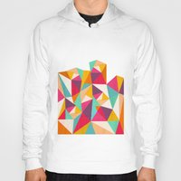 diamond Hoodies featuring Diamond by Kakel