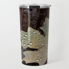 Rainy Autumn Travel Mug
