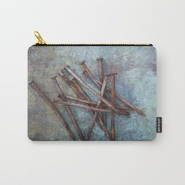 a bunch of nails Carry-All Pouch