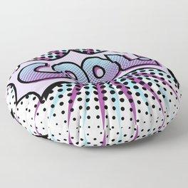 Pop Art Cool! Floor Pillow