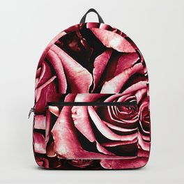 Vintage roses(4) Backpack