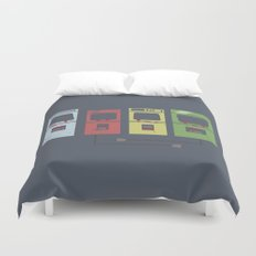 Arcade Machines Duvet Cover