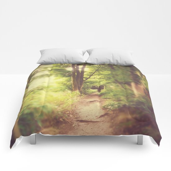 The Path Home Comforters