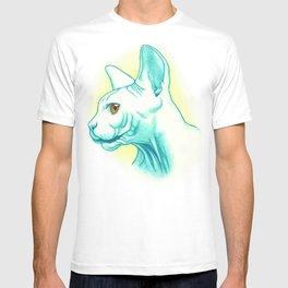 Sphynx cat #01 T-shirt