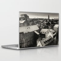 edinburgh Laptop & iPad Skins featuring Edinburgh by Carlos Sanchez
