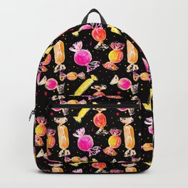 Colorful hard candy Backpack