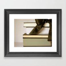 Libary Framed Art Print