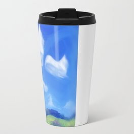 Catsky Metal Travel Mug