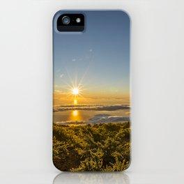 La Palma sunrise iPhone Case