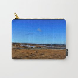 Namafjall geothermal Iceland Panorama Carry-All Pouch