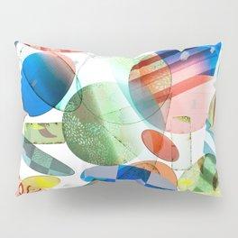 Retro Shapes Pillow Sham