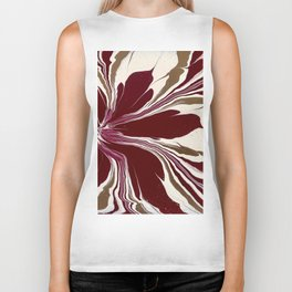 Mother's Flower Biker Tank