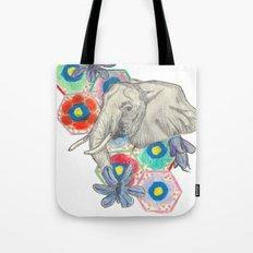 Elephanté Tote Bag