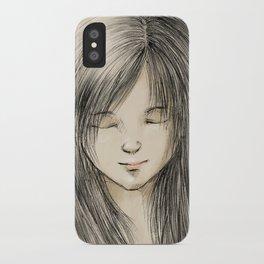hair dreams iPhone Case
