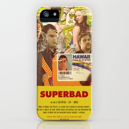 Superbad - Greg Mottola iPhone Case