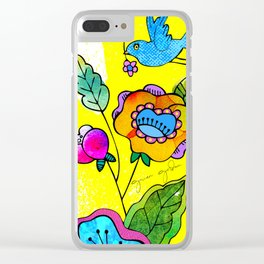 Chirp Clear iPhone Case